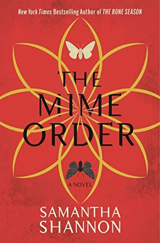 The Mime Order: The Bone Season: 2