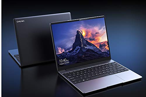 "2020 Nuevo Chuwi GemiBook 13 ""Pantalla 2K IPS LPDDR4X 12GB 256GB SSD Intel Celeron Quad Core Windows 10 Laptop con teclado retroiluminado"