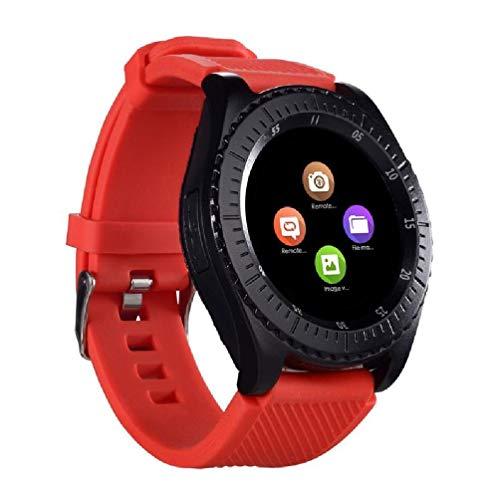 Ydh Soporte de Reloj Smart de Z3 Bluetooth 3.0 para Tarjetas SIM y TF Dial Sleep Monitor Gimnass Tracker con cámara para teléfonos celulares Smart Watch para niñas