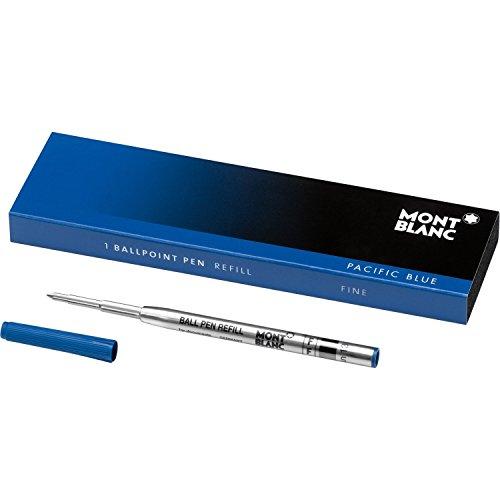 MontBlanc Kugelschreibermine F blau 105155/12969