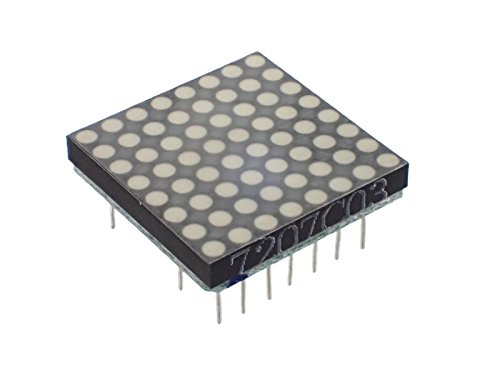 STANLEY(スタンレー電気) 汎用品 ドットマトリクス LED 8×8 2色 赤・緑色 MD0708C-RG