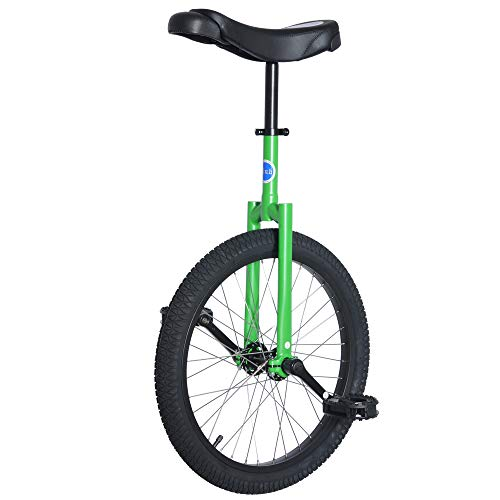 Buy Discount Club 20 Freestyle Unicycle - Green