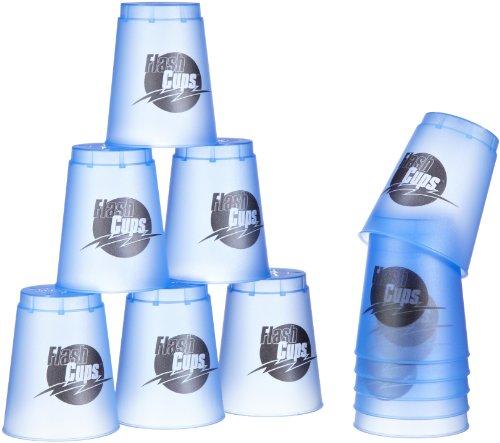 Flash Cups - Juego de Reflejos Flash, 1 Jugador (72130154) (versión en alemán)