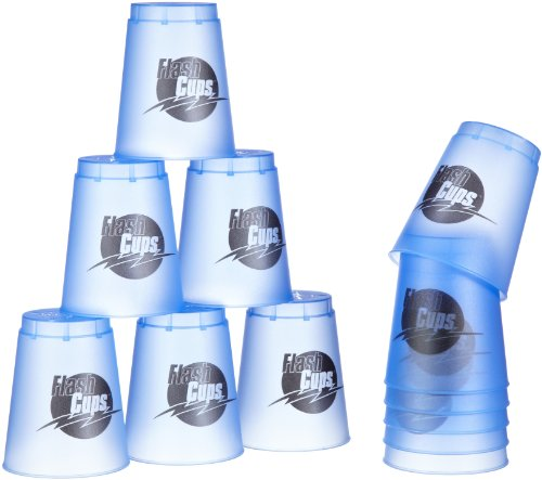 Flash Cups 1011 Sport Stacking, Ice
