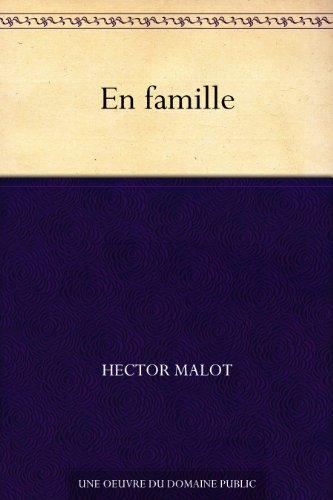 Couverture du livre En famille