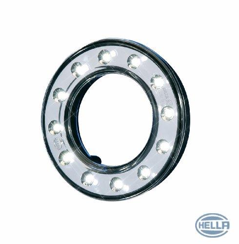 HELLA 2PF 008 405-061 Positionsleuchte - LED - 12V - Ringform - Lichtscheibenfarbe: glasklar - Einbau