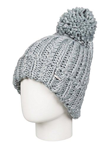 Roxy Love Is a Distraction Gorro para Mujer Mixed Heather