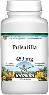 Pulsatilla - 450 mg (100 Capsules, ZIN: 521210)