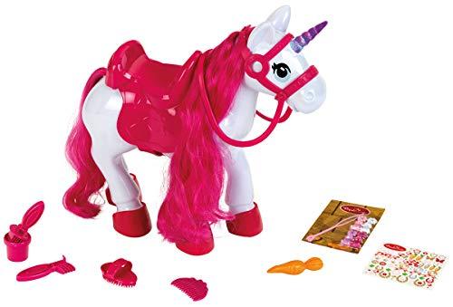 Theo Klein 5124 Princess Coralie Einhorn, Spielzeug, Bunt