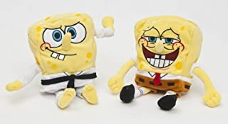 SpongeBob Squarepants Limited Edition BeanStuffed 6 Inch Plush SpongeBob SquarePants