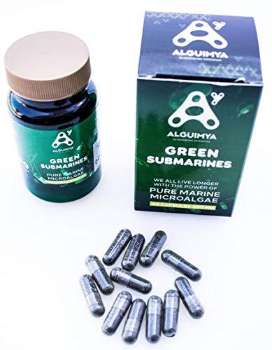 Alguimya Green Submarines Pure 60Cap. 200 g