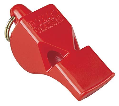 Nayblan Fox 40 - Silbato 15300, color rojo, talla única