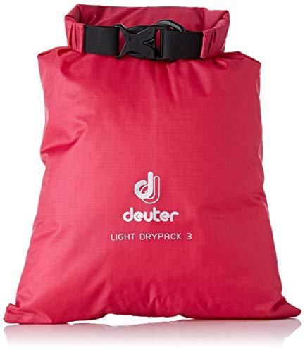 Deuter Rollverschluss-sack Light Drypack, Magenta, 21 x 21 x 22 cm, 3 Liter, 3969050020