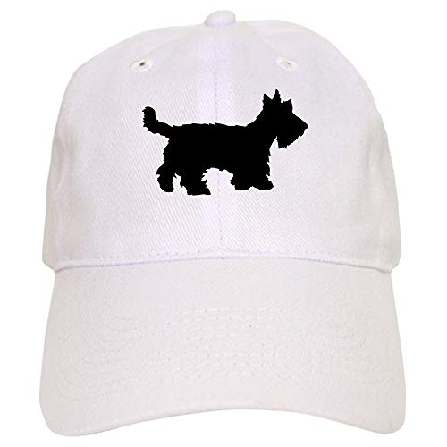 Clothing decoration Scottish Terrier Baseball Cap