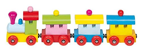 Why Should You Buy Goki Train Sofia with Magnetic Coupling Toy Figure