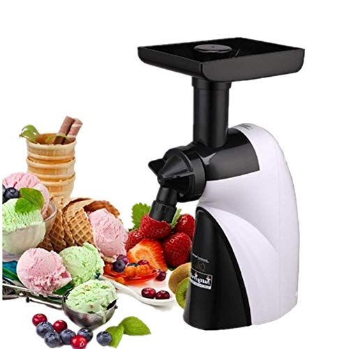 Purchase XYZZ Fruit Sorbet Machine, Automatic Healthy Frozen Dessert Maker, Compact Detachable and Easy to Clean, Suitable for Children, Entertainment Venues