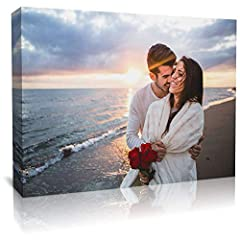 💕SUPERIOR QUALITY MADE IN AND SHIPPED FROM USA:We provides high-quality custom canvas prints that are made to order especially for you. Our canvas print wall arts are direct from the USA manufacturer and quality guaranteed. Each canvas art is ready t...