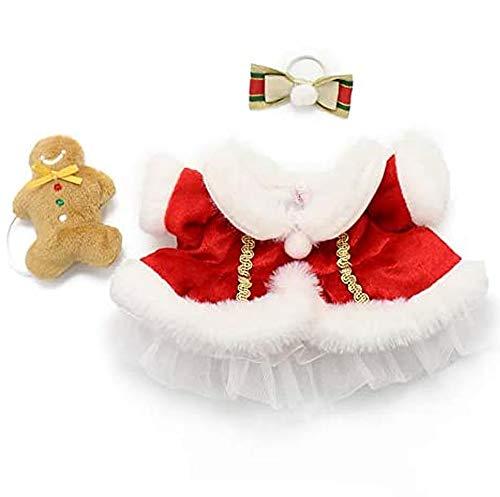 マザーガーデン Mother garden うさももドール プチ 着せ替え服《サンタコート》Sサイズ用 お人形遊び きせかえ ドール 着せ替え服