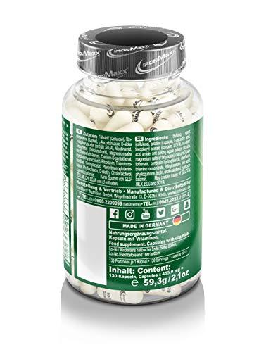 Ironmaxx Multivitamin- 130 Kapseln - 2