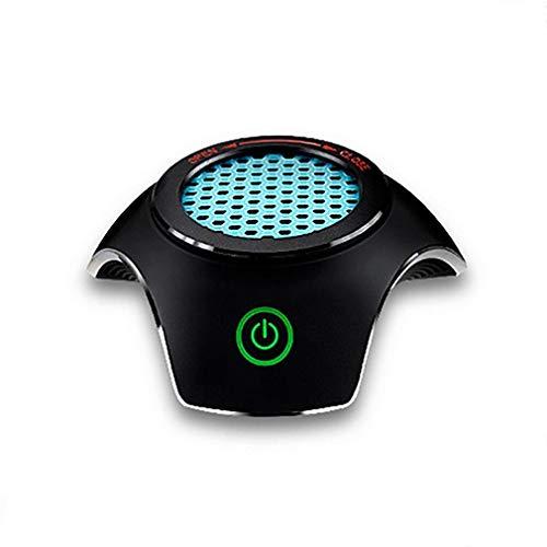 S&RL Artefacto Desodorante Purificador de Aire Purificador de Aire para Automóviles Ozono Ambientador para Automóviles Purificador de Aire Purificador de Iones de Aire Reduzca Los Olores Humo de Polv