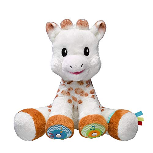 Sophie la Girafe- Peluche Touch and Music Magique, 230806, M