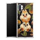 DeinDesign Silikon Hülle kompatibel mit Samsung Galaxy Note 10 Plus 5G Case weiß Handyhülle...