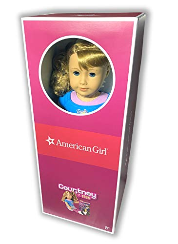 American Girl Doll Courtney Moore 1986