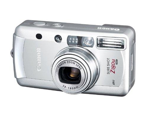 Canon Sure Shot Z180u Date Body