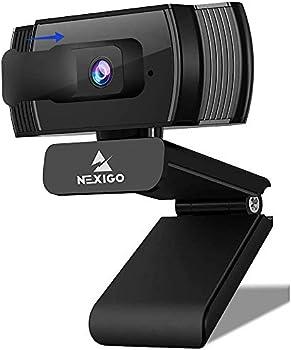 NexiGo N930AF AutoFocus 1080p Streaming Webcam with Stereo Microphone