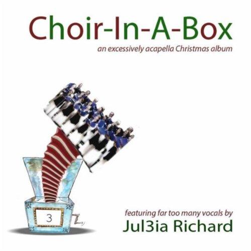 Choir-in-a-Box: an Excessively Acapella Christmas Album