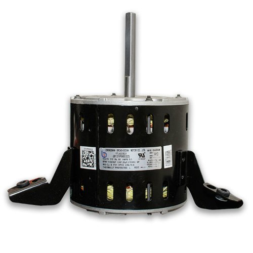 0131F00022 - Goodman OEM Replacement Furnace Blower Motor 1/2 HP 115 Volt