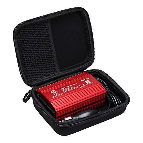 Aproca Hard Protective Travel Case Bag for BESTEK 300W/Foval 150W Power Inverter Car Inverter