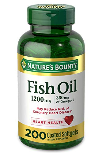 Nature's Bounty's Fish Oil