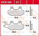 - Les plaquettes de frein à disque TRW-Lucas ont été testées par de nombreuses revues spécialisées et qualifiées d'excellentes.