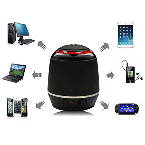 Greenten Portable Wireless Bluetooth Speaker
