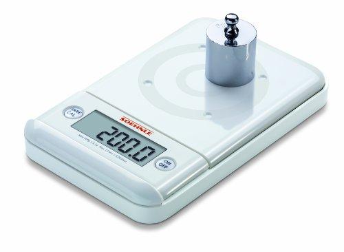 Leifheit Ultra 2.0 Kitchen Scale, White