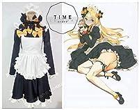漫尚cosplay Fate/Grand Order アビゲイル・ウィリアムズ メイド服 コスプレ衣装 (女L)