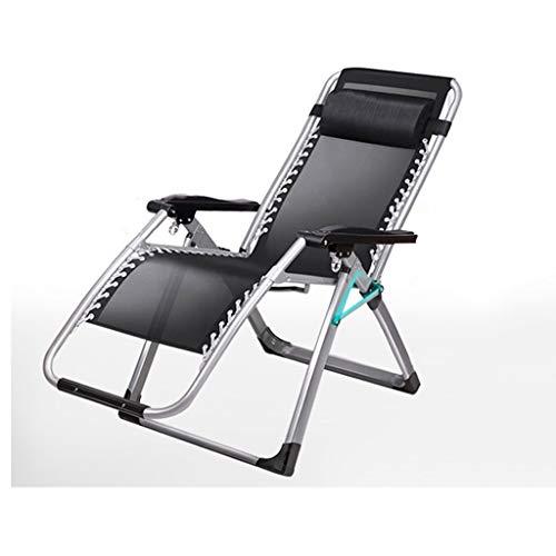 ATAI Folding Chair Lunch Break Chair Recliner Rocking Chair Leisure Chair Home Leisure Chair Reinforced Ramav Luxury Recliner
