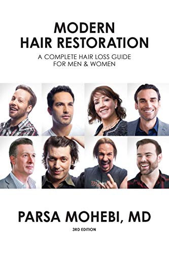 Modern Hair Restoration: A Complete Hair Loss Guide for Men & Women 3rd Edition