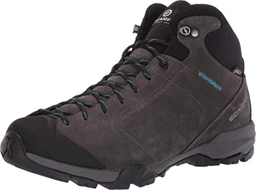 SCARPA Women's Mojito Hike GTX Hiking Boot - Titanium - 8