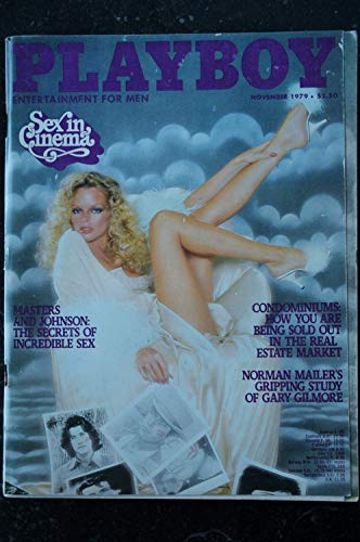 PLAYBOY Us 1979 11 INTERVIEW MASTERS AND JOHNSON MONTHY PYTHON CINEMA HOT SYLVIE GARANT CARNIVAL KNOWLEDGE