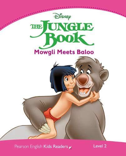 Level 2: Disney The Jungle Book [Lingua inglese]