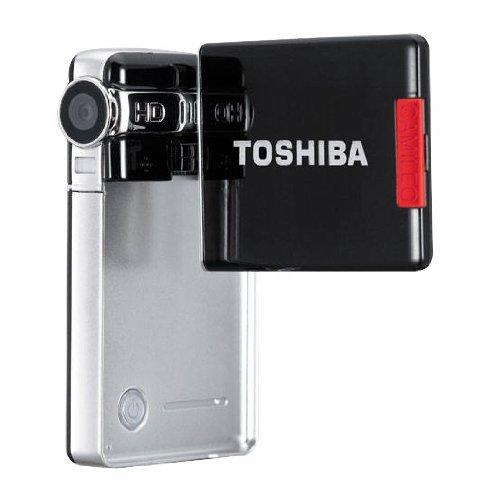 Toshiba Camileo S10 schwarz