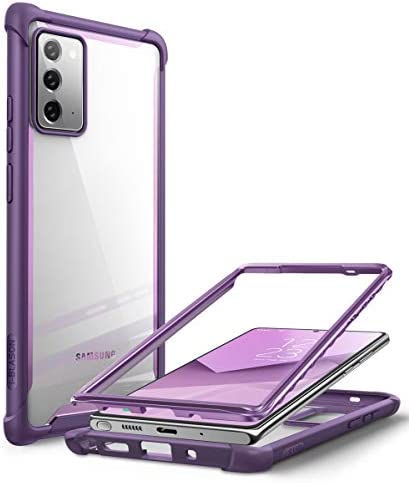 i Blason Ares Clear Case for Galaxy Note 20 5G 6 7 inch 2020 Release Dual Layer Rugged Clear product image