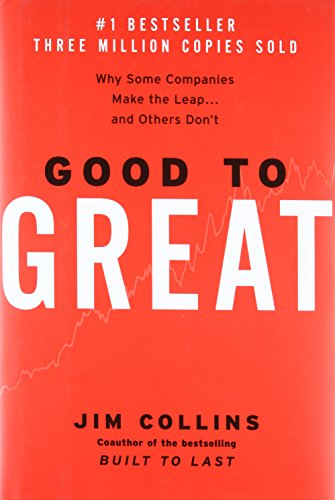 Real Estate Investing Books! -  Good to Great: Why Some Companies Make the Leap and Others Don't