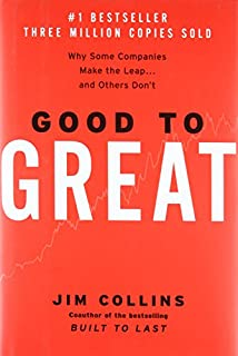 Good To Great: Why Some Companies Make the Leap...And Others Don't (0066620996) | Amazon price tracker / tracking, Amazon price history charts, Amazon price watches, Amazon price drop alerts