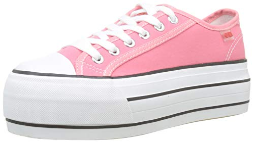 Coolway Damen Grease Sneakers, Pink (Pnk 810), 39 EU