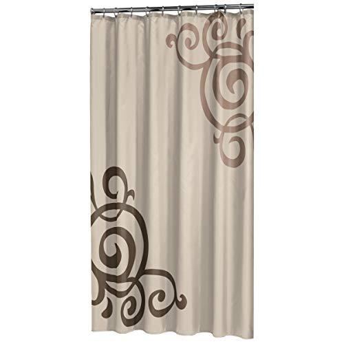 Sealskin Textil Duschvorhang Duchess, B x H: B x H: 180 x 200 cm