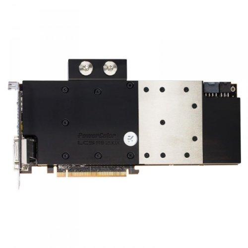 4GB PowerColor R9 290X LCS OC Battlefield 4 Edition AXR9 290X 4GBD5-WMDH PCIe Grafikkarte