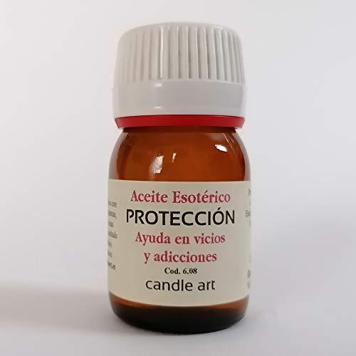 Candle Art Aceite con extracto de Plantas Cambios PROTECCIÓN - UNGIR Velas